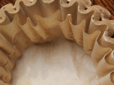 The Many Uses Of Coffee Filters Earning And Saving With