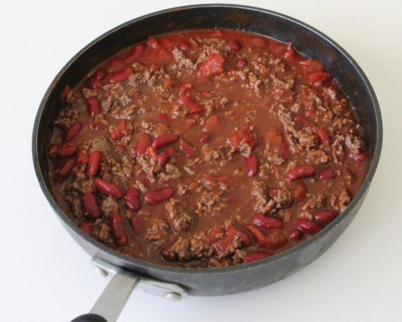 Chili in the Pan