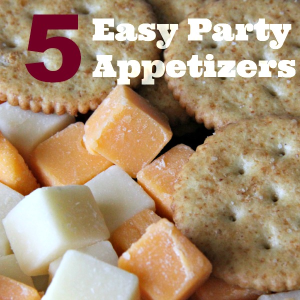 5 Easy Party Appetizers Earning And Saving With Sarah