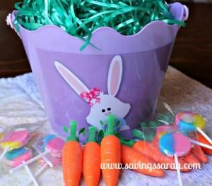 Easter Basket Ingredients