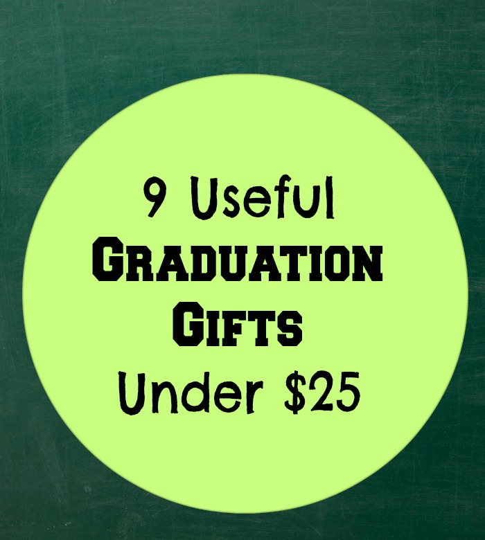 9 Useful Graduation Gifts Under 25 Earning And Saving