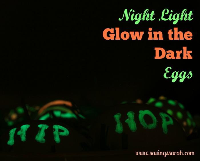 Glow in the Dark Easter Eggs Final