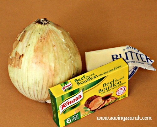Simple Grilled Onions Side Dish Ingredients