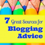 7 Great Sources for Blogging Advice
