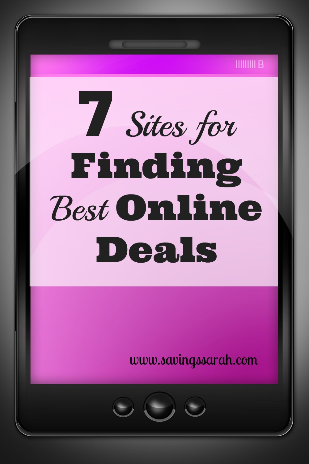 7 Sites For Finding Best Online Deals