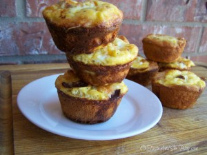 Time Saving Muffin Quiches