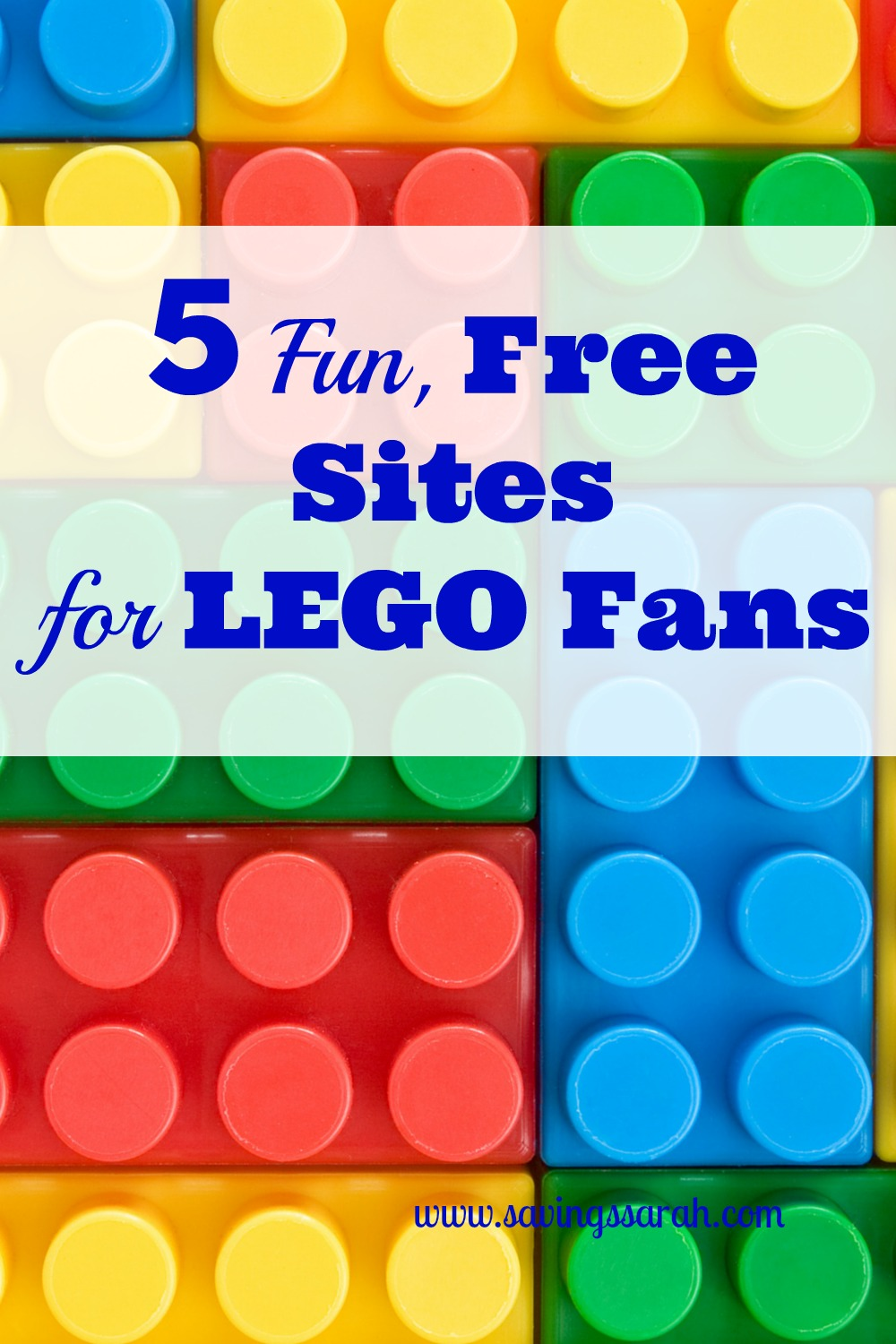 5 Fun, Free Sites for LEGO Fans