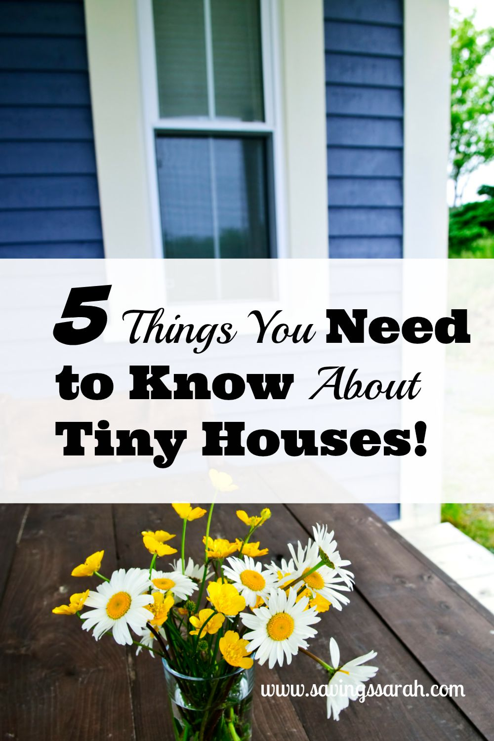 5 Things You Need To Know About Tiny Houses Earning And