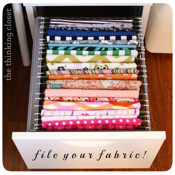 Fabric Storage Solution