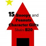 15 Snoopy and Peanuts Characters Gifts Under $20