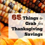 65 Things to Grab for Thanksgiving Savings