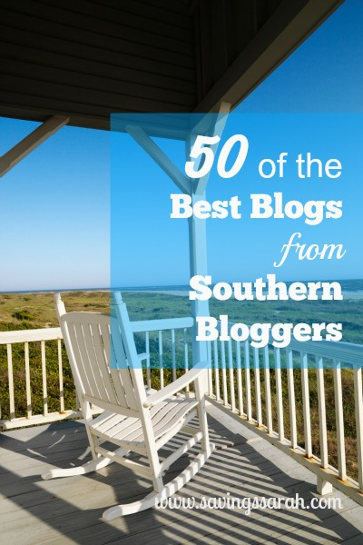 50 of Best Blogs from Southern Bloggers Today