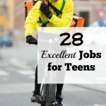 28 Excellent Jobs for Teens