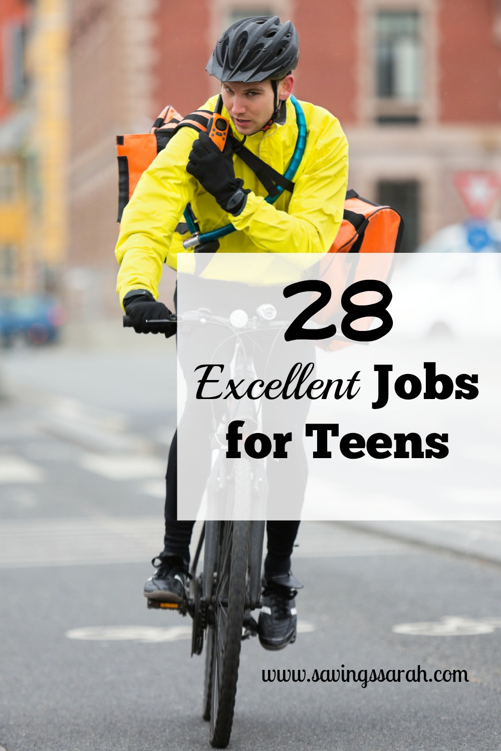 part time teen jobs