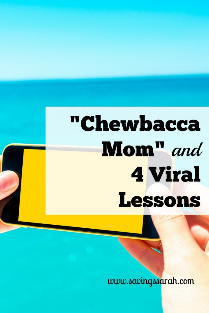 Chrewbacca Mom and 4 Viral Lessons