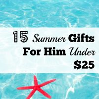 15 Summer Gifts For Him Under $25