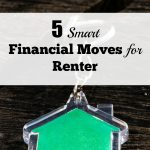 5 Smart Financial Moves for Renter