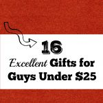 16 Excellent Gifts for Guys Under $25