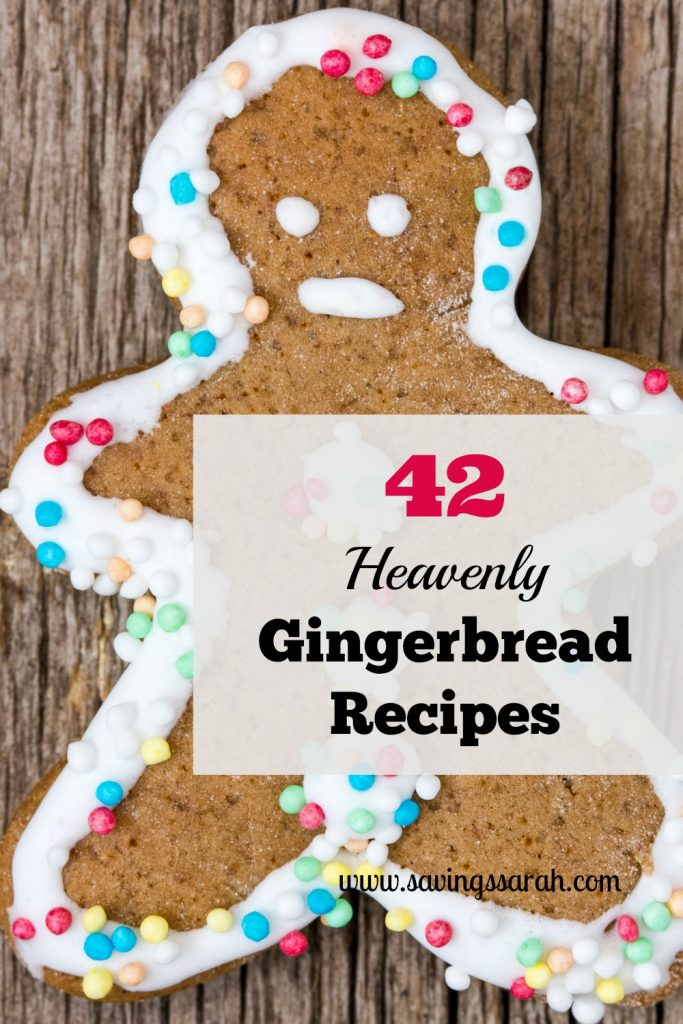 42 Heavenly Gingerbread Recipes