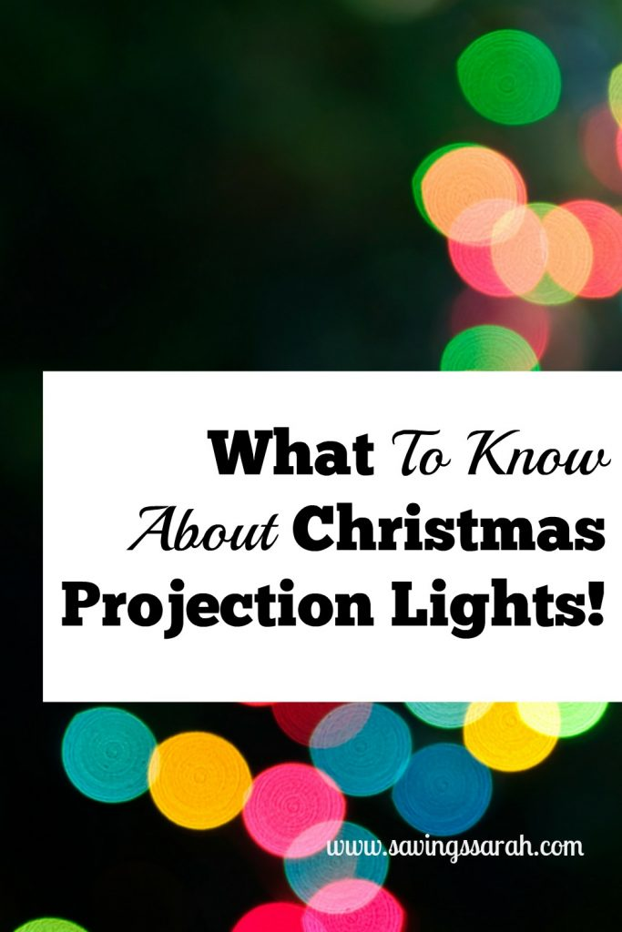 What To Know About Christmas Projection Lights