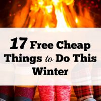 17 Free, Cheap Things To Do This Winter