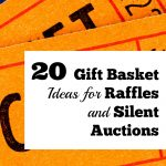 20 Gift Basket Ideas for Raffles And Silent Auctions