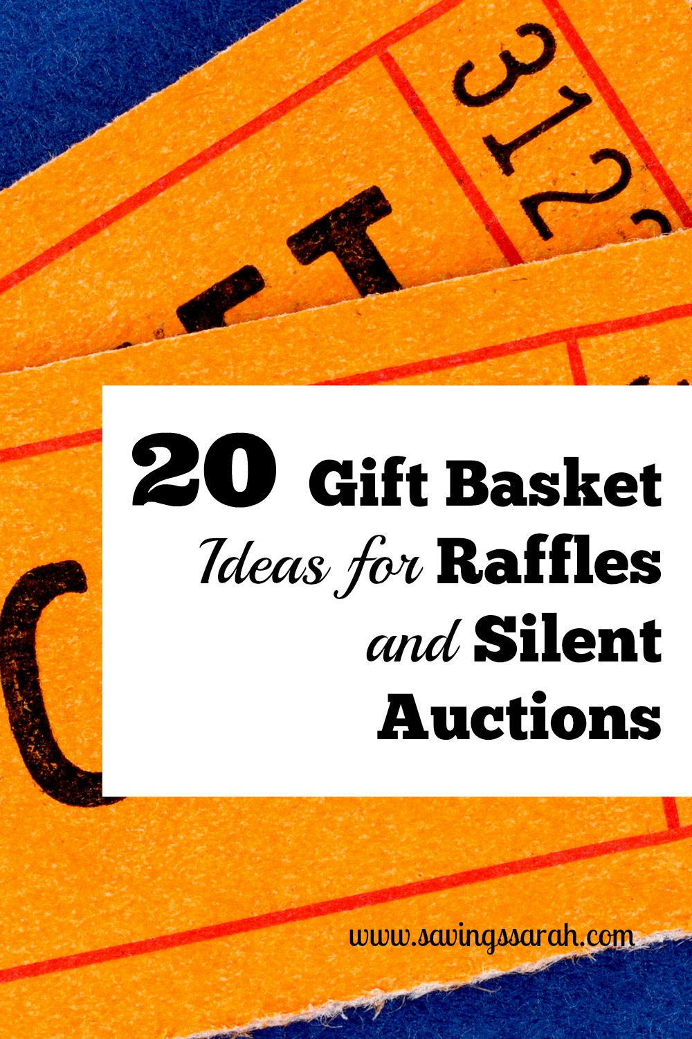 raffle ideas