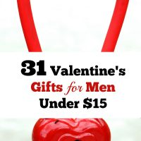 31 Valentine's Gifts for Men Under $15