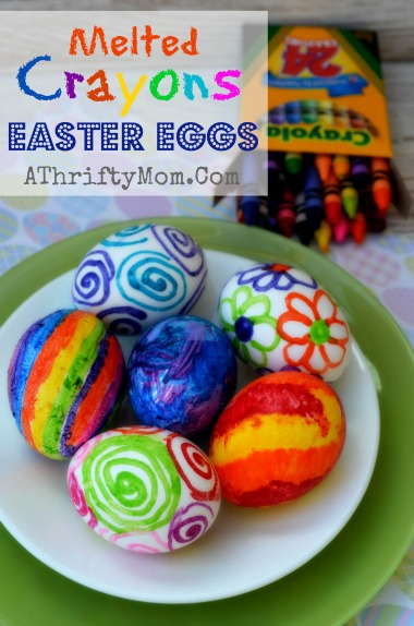 27 Clever Ways to Decorate Easter Eggs  Earning and Saving with Sarah