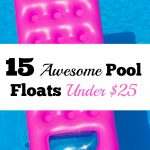 15 Awesome Pool Floats Under $25