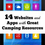 14 Websites And Apps With Great Camping Resources