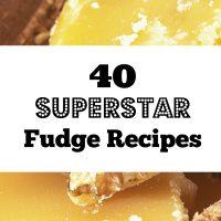 40 Superstar Fudge Recipes