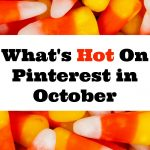 What's Hot on Pinterest In October
