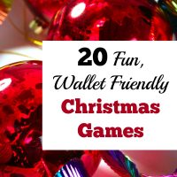 20 Fun, Wallet Friendly Christmas Games For Holiday Gatherings
