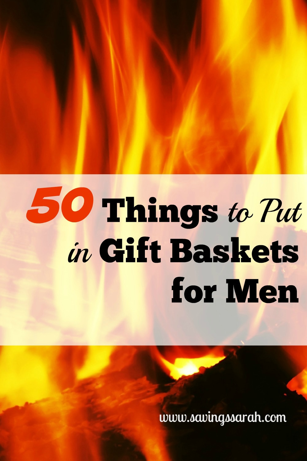 50 Things To Put In Gift Baskets For Men Earning And