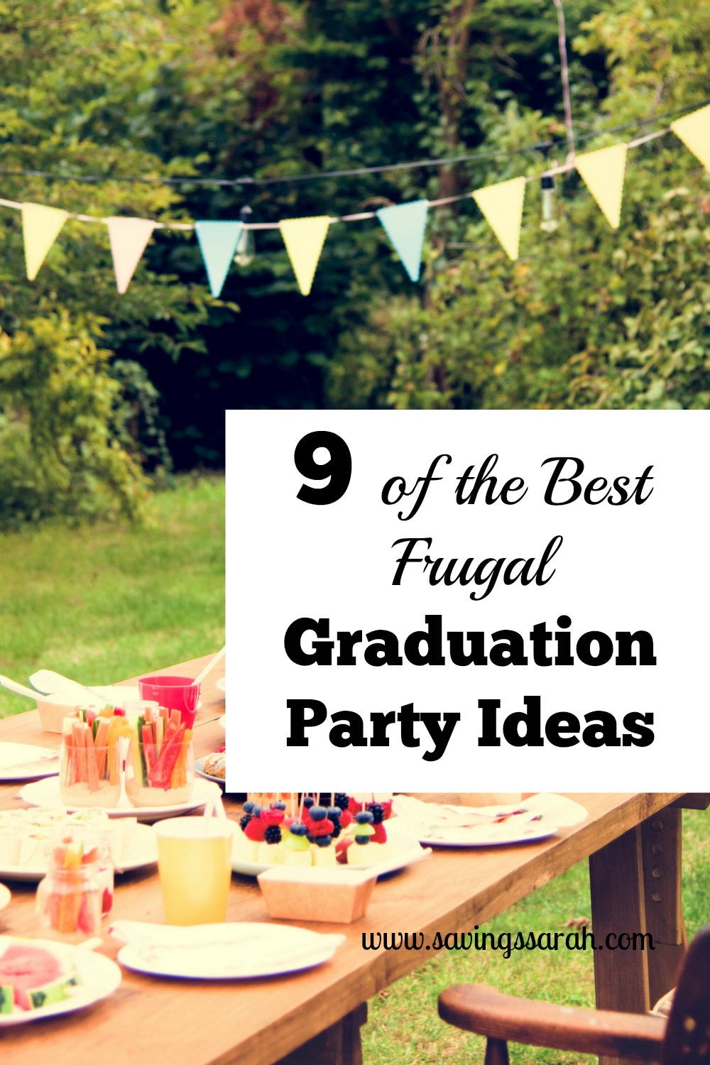 graduation party picture board ideas - 9 the Best Frugal Graduation Party Ideas Earning and